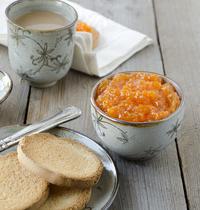 Hiver: Confiture de potiron agrumes
