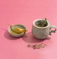 Infusion de thym, citron & miel