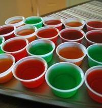 Jello shots