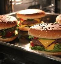 Paul's real McCoy burger