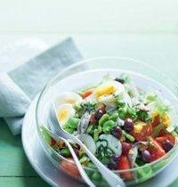La vraie salade niçoise