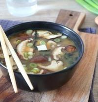 La vraie soupe miso
