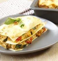 Lasagne de légumes au mascarpone