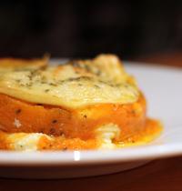 Lasagne Ricotta Potiron au beurre de sauge