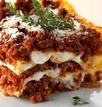 Lasagnes à la Bolognaise Rapides