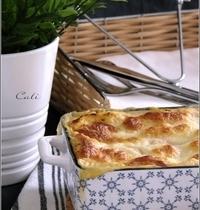 Lasagnes Butternut à la Ricotta & Moutarde à l'Ancienne