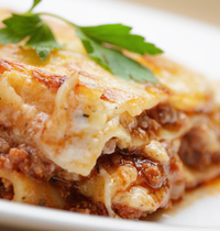 Grandma's lasagna