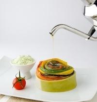 Lasagnes de légumes d'été au Société à Saupoudrer