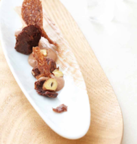 Le coffret chocolat praline