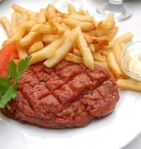 Nico's steak tartare
