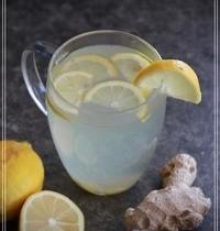 Le thé citron - gingembre