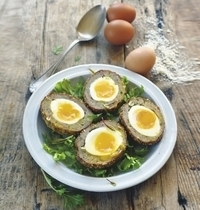 Le véritable scotch egg