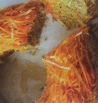 Le vrai carotte cake