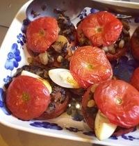 Les tomates farcies de Mamie Ethel