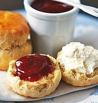 Real scones