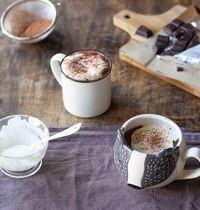 Ma recette de chocolat chaud crémeux, comme chez Angelina