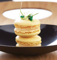 Macaronade au Yuzu