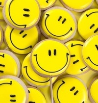 Mes biscuits Smileys