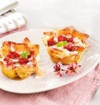 Mini lasagnes