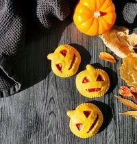 Mini tourtes d'Halloween