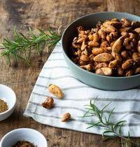 Mix apéro de graines & noix grillées aux épices