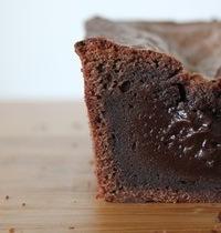 My chocolate fudge cake