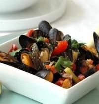 Thaï mussels