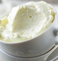 Mousse au chocolat blanc nestlé dessert