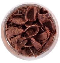 Mousse au chocolat et caramel au beurre salé by Arnaud Larher