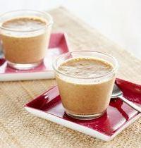 Mousse légère au café décaféiné