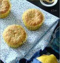 Muffins au Citron & aux Graines de Pavot
