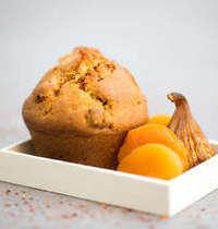 Muffins aux fruits séchés