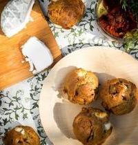 Muffins aux saveurs du sud