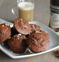 Muffins Cappuccino Noisette