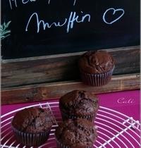 Muffins Chocolat & Piment d'Espelette