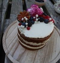 NAKED CAKE FIGUE / MÛRE SAUVAGE & JASMIN