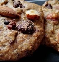 Noglu et Vegan cookies aux pépites de cacao