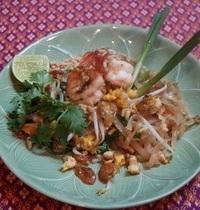 Nouille de riz sautée thaïe | Phad thai