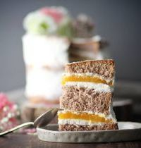 Nude cake mangue coco suzi wan
