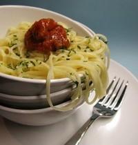 One pot pasta boulettes de boeuf