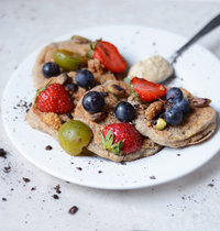 Pancakes bidou-friendly