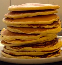 Can't miss pancakes