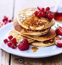Pancakes light, facile