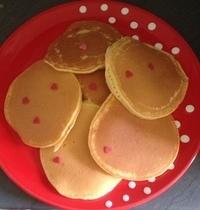 Soft pancakes