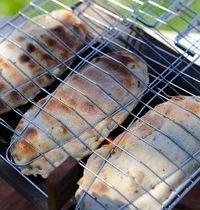Paninis au barbecue