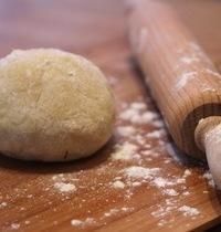 Elise and Julie's pizza dough
