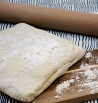 Puffed pastry