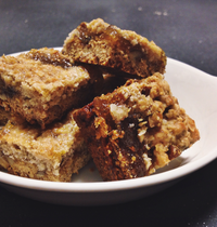 Perfect Snack : Fig bars