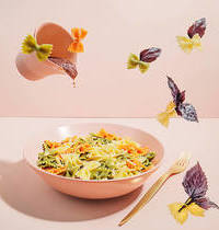 Pesto de basilic pourpre