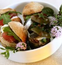 Stuffed foods to take on a picnic